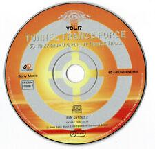 TUNNEL TRANCE FORCE VOL.17 Doppel CD