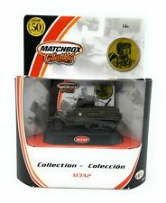 Matchbox M3A2 Truck MILITARY Superfast Collectibles Matchbox 50 Years
