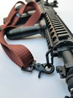 2-point, metal snaps COYOTE BROWN quick release sling for rifle/airsoft - US