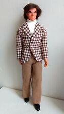 Toller Mod Hair Ken orig. Outfit echte Haare 70er Vintage