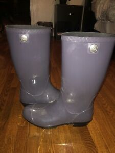Ugg Rain Boots Gray Size 10