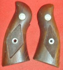 Ruger grips Security Six & Service Six Factory original wood grips w/ Ruger Logo