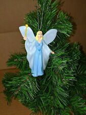 """WALT DISNEY HOLIDAY CHRISTMAS ORNAMENT FROM THE 1940 HIT PINOCCHIO """"BLUE FAIRY"""""""