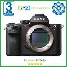 Sony Alpha a7R II 42MP 4K Fullframe PAL/NTSC Camera Mark II - 3 Year Warranty