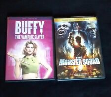 BUFFY THE VAMPIRE SLAYER DVD + MONSTER SQUAD + FREE SHIP! #Horror #Vampires #OOP