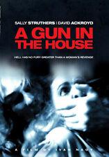 A GUN IN THE HOUSE - DVD - REGION 2 UK