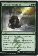 Magic The Gathering MTG Mystery Pack Card Shamanic Revelation