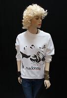 MADONNA SWEATSHIRT Prince Cher 1980s Vintage Style Retro Jumper Unisex S M L XL