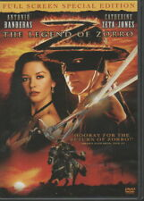 DVD - The Legend of Zorro - With Case -