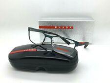 Prada Sport GREY  Eyeglasses VPS50G YC2 MATTE GREY/GUNMETAL 53-17-140MM ITALY
