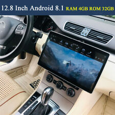 """12.8"""" Android9.0 2Din 1080P Car Stereo Radio GPS Player 4+32GB For Toyota Suzuki"""