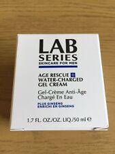 Lab Series Skincare for Men Age Rescue Water Charged GEL Cream 50ml 100 Genuine