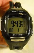 SPORTLINE S7 HEART RATE WRIST WATCH
