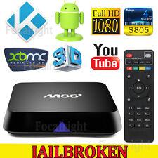 2016 New M8S+ PLUS Quad Core Android TV Box  XBMC  Media Player