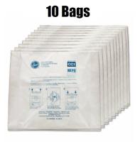 (10) Hoover Commercial AH10363 Disposable Vacuum Bags Hepa CC1 GENUINE