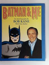 Batman & Me: An Autobiography by Bob Kane | Signed & Numbered 2304/2500