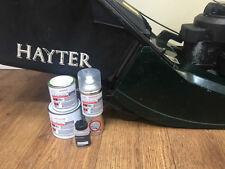 Hayter Green Lawnmower Paint Touch up Kit 1/2l Mower Garden