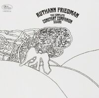 RUTHANN FRIEDMAN - COMPLETE CONSTANT COMPANION SESSIONS  CD NEW