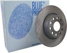 Blue Print ADV184307 Brake Disc Set (2 Brake Disc) - Rear 5 Stud Pair