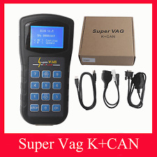 Super VAG K+CAN Diagnose Gerät Service TV Tacho Laufleistung Schlüssel Codieren