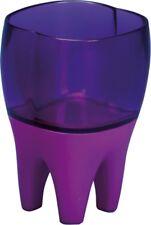 Sanwood 1045016 Zahnputzbecher Putzi lila, mit Lied und Lichteffekten, Kunststof