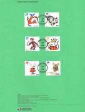 #0603 39c Children Book Animals #3987(12) Souvenir Page