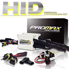 GMC Safari Savana 1500 2500 3500 HID Headlight Conversion Kit Metal Slim Ballast