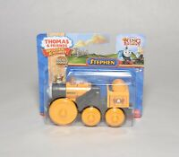 Thomas & Friends Wooden Railway Stephen Y4485 Real Wood Brand New Sealed Rare