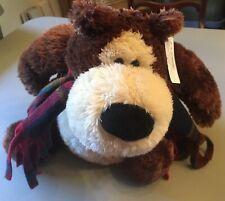 Gotta Getta Gund Bear Goober New with Tags Teddy Bear 16 inch Winter