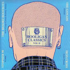 """V.A. Hooligan Classics Vol.2 (2x 7"""" EP) NEU Stomper 98 Gonads Resort Bootboys"""