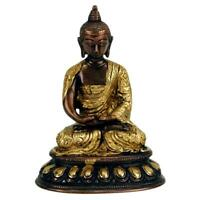 Buddha Amitabha zweifarbig -- 1150 g; 15 cm