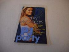 Coley McCabe PJ Party Laminate Pass