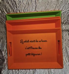 Lot Revendeur Palette/solderie/ De 8 Plateaux De Cuisines