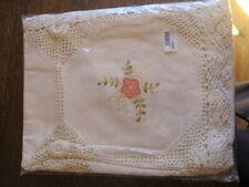 New Beige Tablecloth 135 x 180
