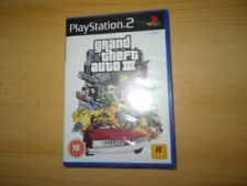 Videojuegos Grand Theft Auto Sony PlayStation 2 PAL