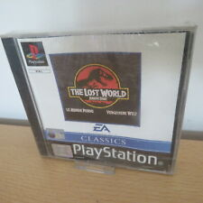 The Lost World: Jurassic Park  Sony PlayStation 1 ps1 new sealed pal version