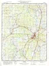 Russian Soviet Military Topographic Maps - MARJAMAA (Estonia), 1:50 000, ed.1974