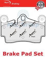 Apec Rear Brake Pads Set OE Quality Replacement PAD1318