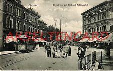 Erster Weltkrieg (1914-18) Architektur/Bauwerk Ansichtskarten aus Sachsen-Anhalt