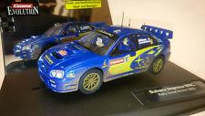 Carrera Evolution, Subaru Impreza WRC, Art. Nr. 25734, neu und ovp !!!