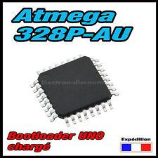 1560BU# ATmega328p-AU Booloader UNO chargé + quartz 16MHz-  SMD TQFP32