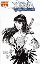 Xena Warrior Princess (AR) # 1 Billy tan sketch-Variant