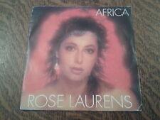 45 tours rose laurens africa