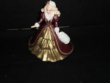 1996 Hallmark Ornament Holiday Barbie- 4Th In Series Collector'S Edition