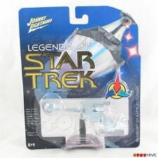 Legends of Star Trek Klingon D7 Battlecruiser series 1 by Johnny Lightning