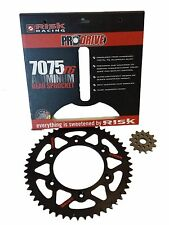 Risk Racing Rear Sprocket HONDA CR 00 - 07 - CRF 250 04 - 14 -450 02-14-51T