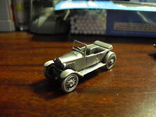 Danbury Mint Pewter 1922 Peugeot Miniature Car LOOK
