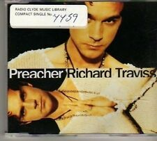 (BN951) Richard Traviss, Preacher - 1994 CD
