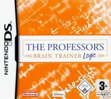 Videogame The Professors - Logic NDS