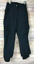 Vintage Obermeyer Womens' Black Ski Snow Pants Size 4